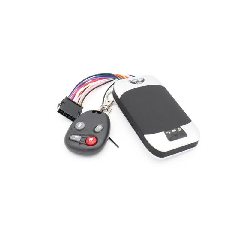 Traqueur de voiture/véhicule GPS303G, traqueur de GPS de véhicule d'espionnage en temps réel Coban TK303G 303G dépistant pour l'iphone Android