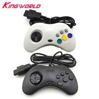 2pcs Gamepad Classic Game controller Joypad Interface for SEGA Saturn original console Gamepads Consumer Electronics -