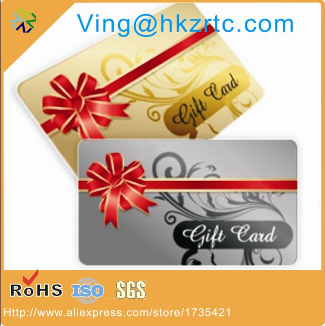Online Get Cheap Plastic Gift Cards for Small Business -Aliexpress ...