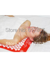 Massager Cushion For Shakti Acupressure Acupuncture Mat Yoga Mata Free Shipping