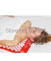 Massager Cushion For Shakti Acupressure Acupuncture Mat Yoga Mata Free Shipping