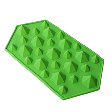2016 Bar Party Drink Ice Tray Diamond Cool Shape Ice Cube Freeze Mold Ice Maker Mould Shooters Supplies Shot Glassesnt