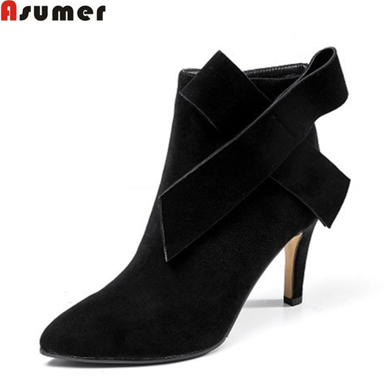 Compare Prices on Black Leather Boots Women- Online Shopping/Buy