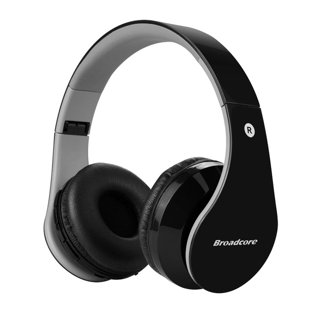 2016 Wireless Sport Music Earphone portable Foldable Stereo Bluetooth Headsets microphone Handset for iphone 6s xiaomi android