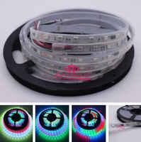 5 M Digitale WS2811 LED Strip 5050 RGB Dream Kleur 300LED Verlichting DC 24 V waterdichte