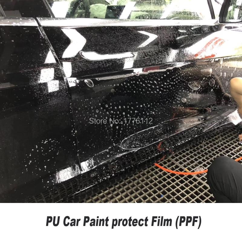 Le plus populaire auto-guérison PU matériel PPF voiture peinture Protection Film PPF haute qualité coût élevé performance 1.52*15 m