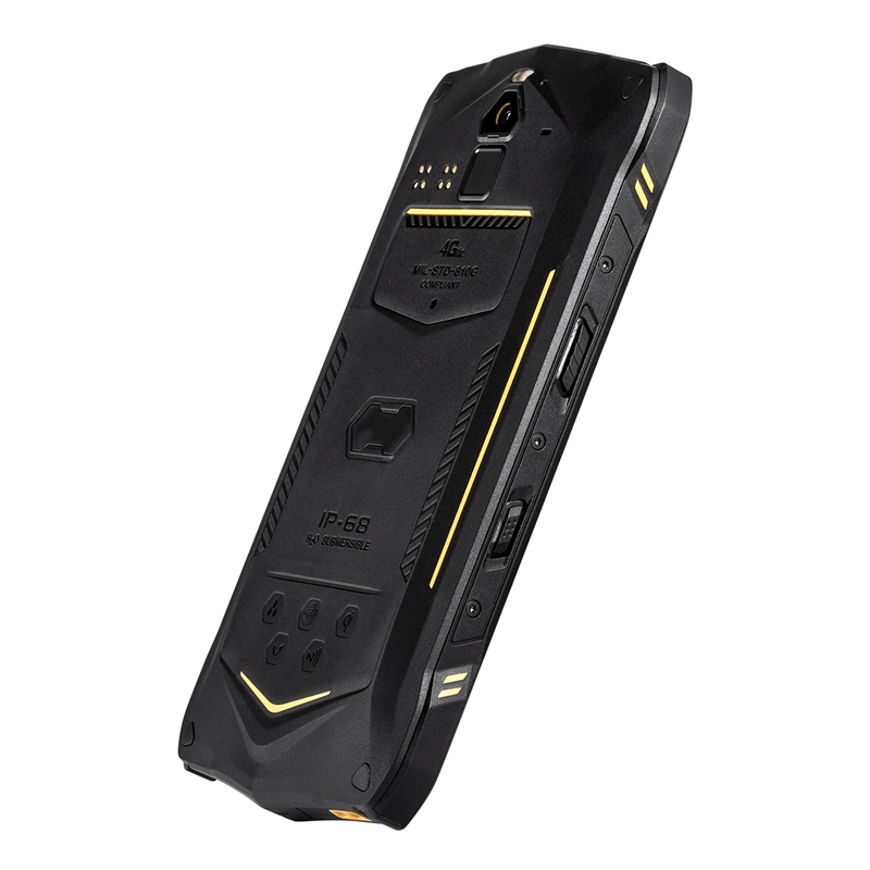 5.5 pouces Android 7.0 Micro USB 2.0 Type. C NFC RAM 4 GB ROM 64 GB terminal intelligent