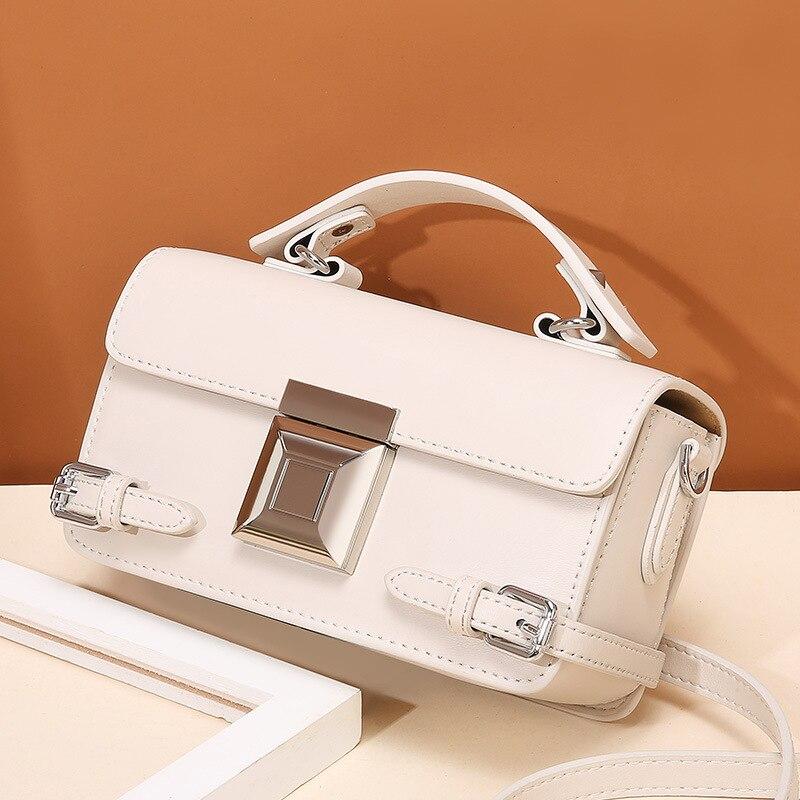 Luxury Female genuine leather handbag Real Leather Women s Bag Women shoulder Messenger Bags For Women
