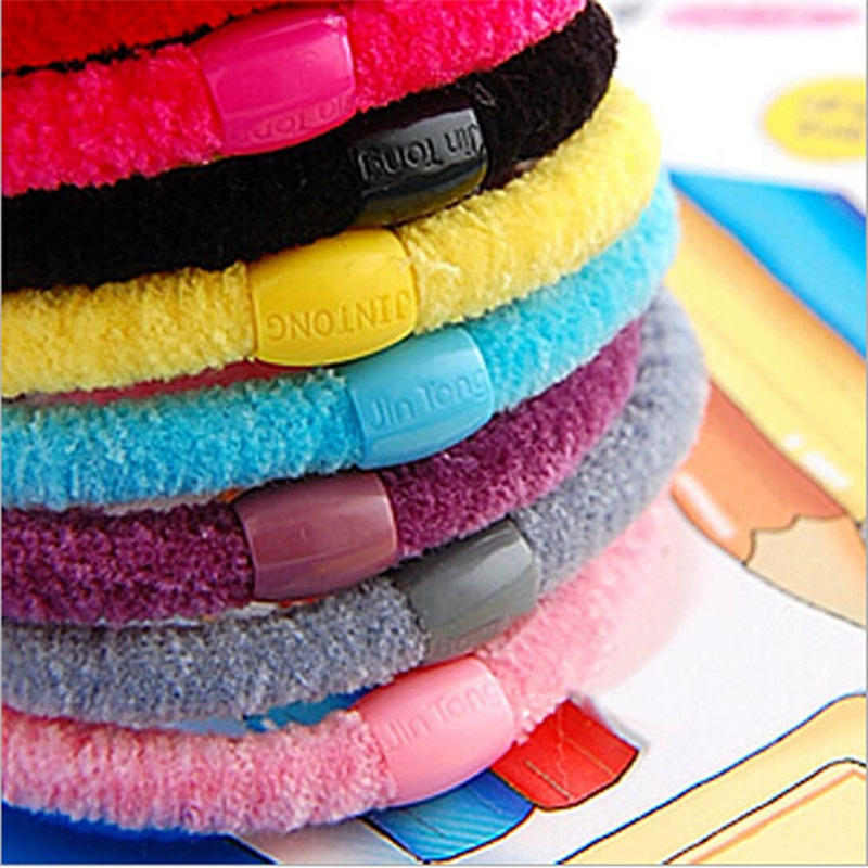 1PCS Plush  Hair Accessories For Women Headband,Elastic Bands For Hair For Girls,Hair Band Hair Ornaments For Kids