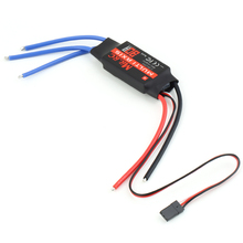 F15625 MR.RC 30A ESC Speed Controller 2-3s 3A/5V BEC As EMAX Hobbywing for DIY FPV RC Quadcopter Multi Axis Helicopter Airplane