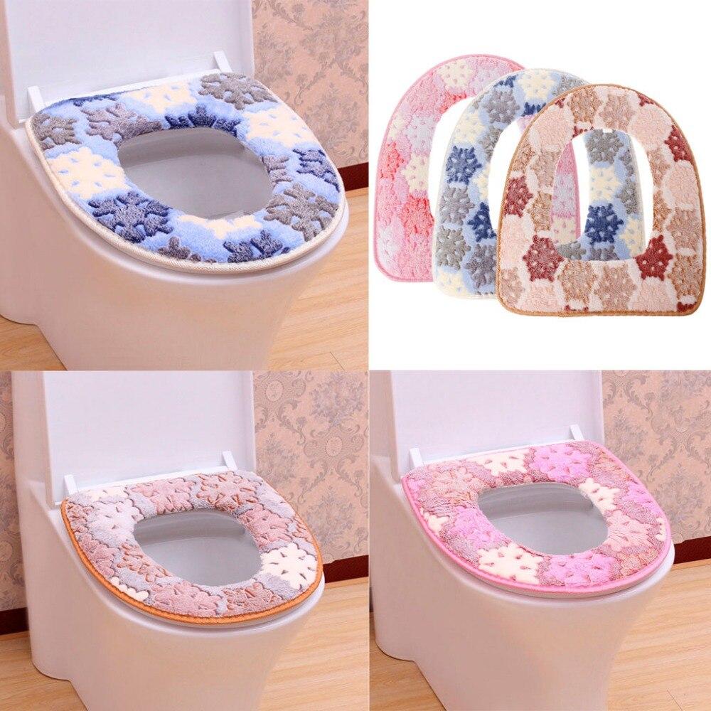 Aliexpress Com Buy Sticky Toilet Mat Soft Warm Toilet