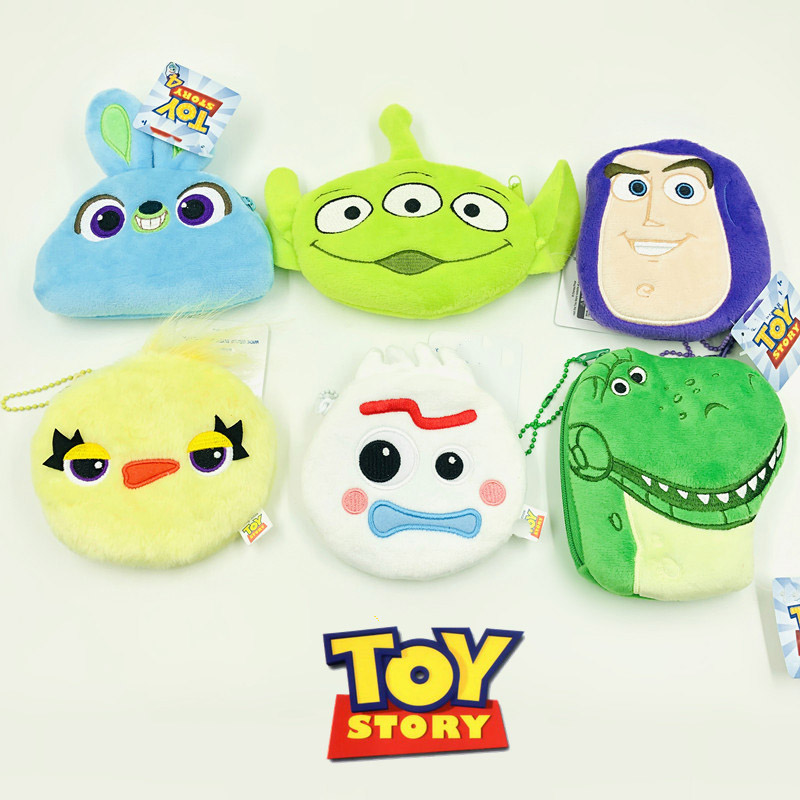 NEW Toy Story Buzz /& Woody Children/'s Kids Boys Coins Bag Wallet Purse Gift