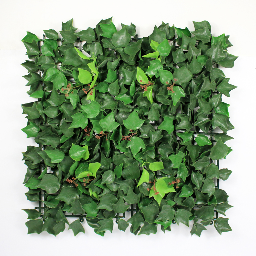 Artificial Boxwood Hedge Privacy Fence Mats 10x10 inches UV Proof DIY Plants for Decorative Garden Balcony Wedding Backyard