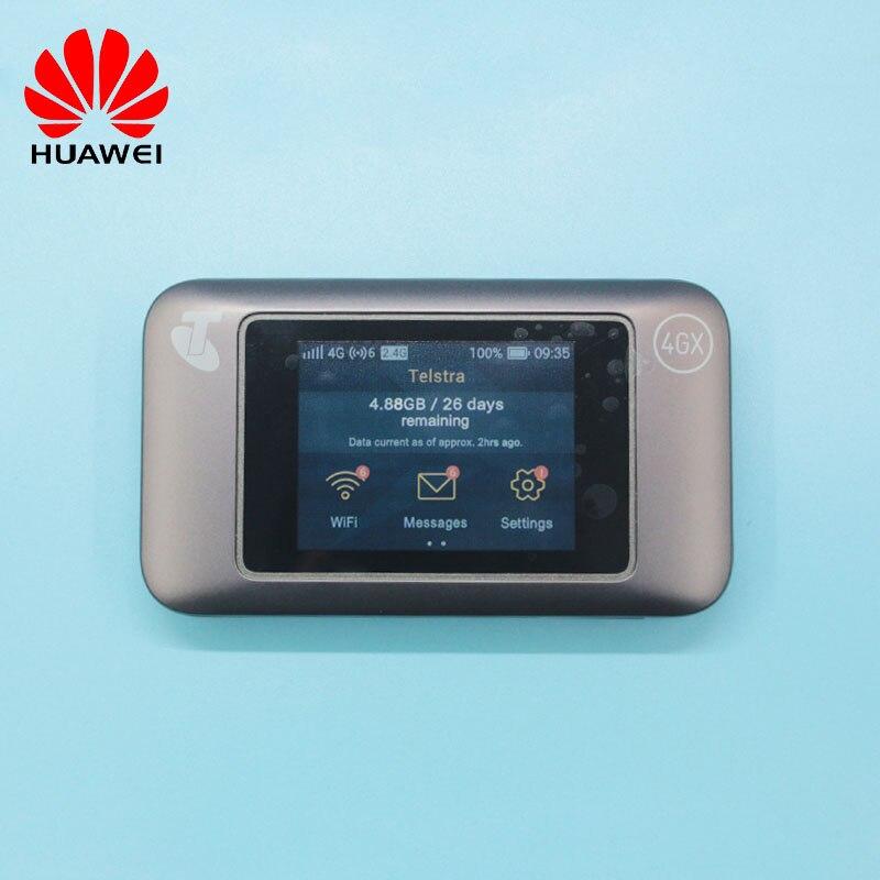 Débloqué nouveau Huawei E5787 E5787Ph-67a LTE Cat6 300 Mbps Mobile WiFi Hotspot 3000 mAh batterie LTE 4G routeur Portable