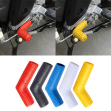 Аксессуары для мотоциклов, резиновый механизм переключения передач, крышка для носков, защита для обуви, уличная защита для грязи, мотоцикла, транспортного средства, велосипедная крышка