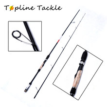 ToplineTackle Celsus Spin 2.4M and 2.7M Fishing Rod Lure Carbon Fiber Spinning Rod(China)