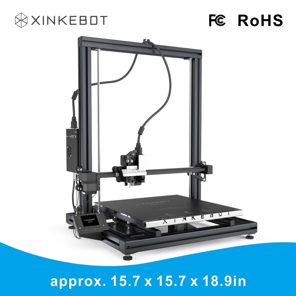 High Precision Metal Frame Orca2 Cygnus 3D Printer Kit with Secure Digital Memory Card as Freebie