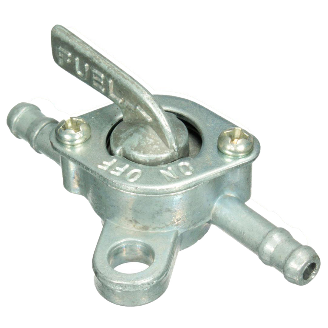Gas Pump Valve Petcock Fuel Tank Gasoline Split Oil Switch ATV For Motorcycle GA