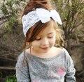 2016 venda quente do bebê headband Moda Cabelo Faixa de Cabelo Rendas Arco Bebê Menina Acessórios Para o Cabelo Headbands Para acessórios do bebê