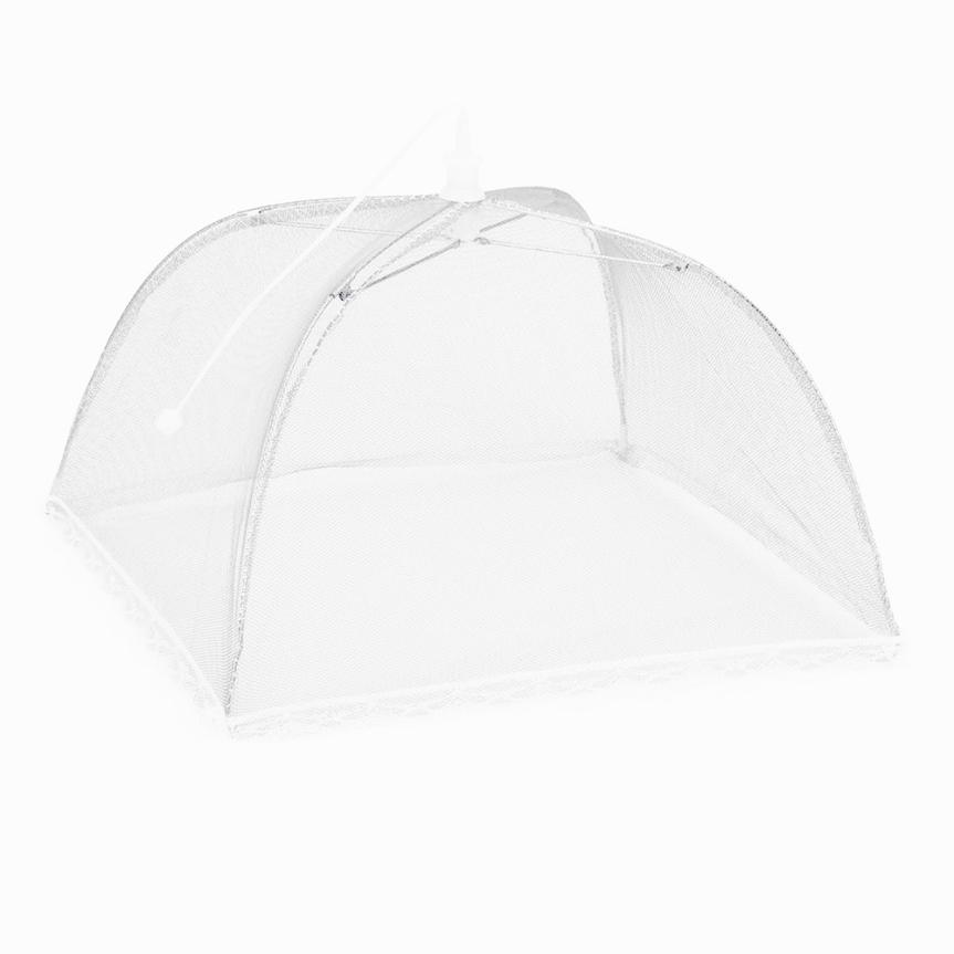 Mesh Screen Protect Picnic Food Cover Tent Dome Net Umbrellar