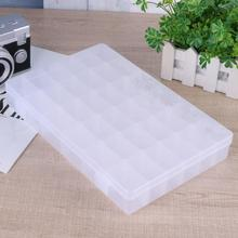 Waterproof 36 Compartments Multi-function Plastic Fishing Sort out Field Transportable Fishing Lure Hook Rig Bait Storage Case Pesca
