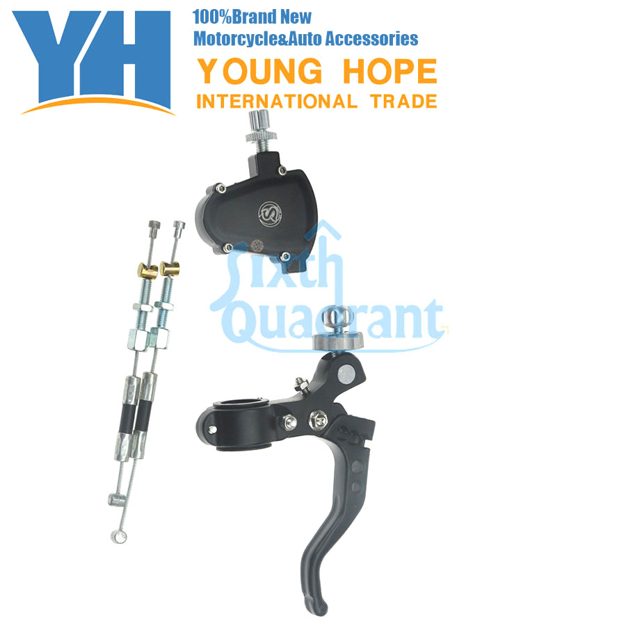 Stunt Clutch Lever Assembly for 7/8