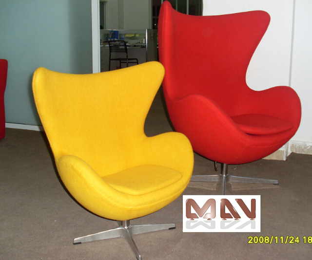 Kid Size Modern Iconic Egg Chair, Mini Egg Chair Free Shipping By China  Post Air
