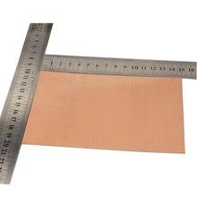 Глидуино эпоксидное волокно FR4 медная плакированная пластина ламинат печатная плата Односторонняя печатная плата 10x15x1,6 мм для Arduino