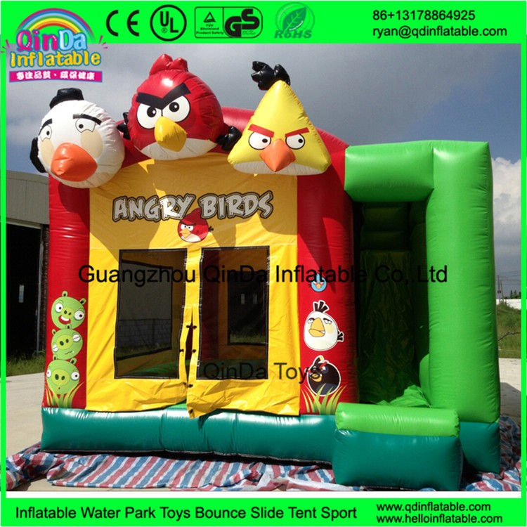 inflatable bounce castle jumping house04