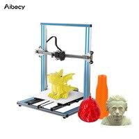 Aibecy DY-H9S DIY 3D-принтеры большой принт Размеры 300*300*400 мм Алюминий Структура 4,3 ''сенсорный экран авто Мощность -off резюме принт