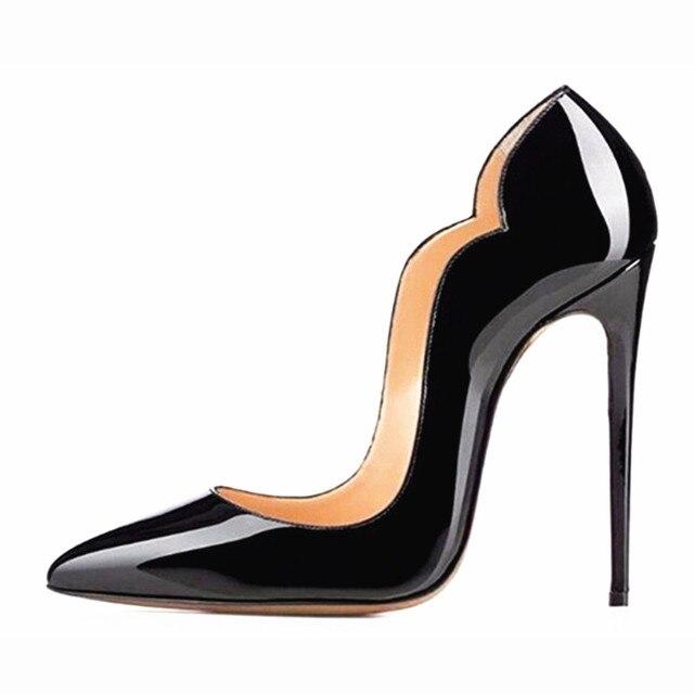 Moda Mulheres Bombas Das Mulheres Sapatos De Salto Alto Stilettos Bombas Sapatos Para As Mulheres Do Partido Sexy Sapatos de Casamento Mulher De Salto Alto B-0050