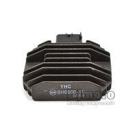 Motorcycle Metal Voltage Regulator Rectifier For Yamaha YZF R6 WR250R XVS1100 XVS650 TMAX XP500 FZ6R RAPTOR
