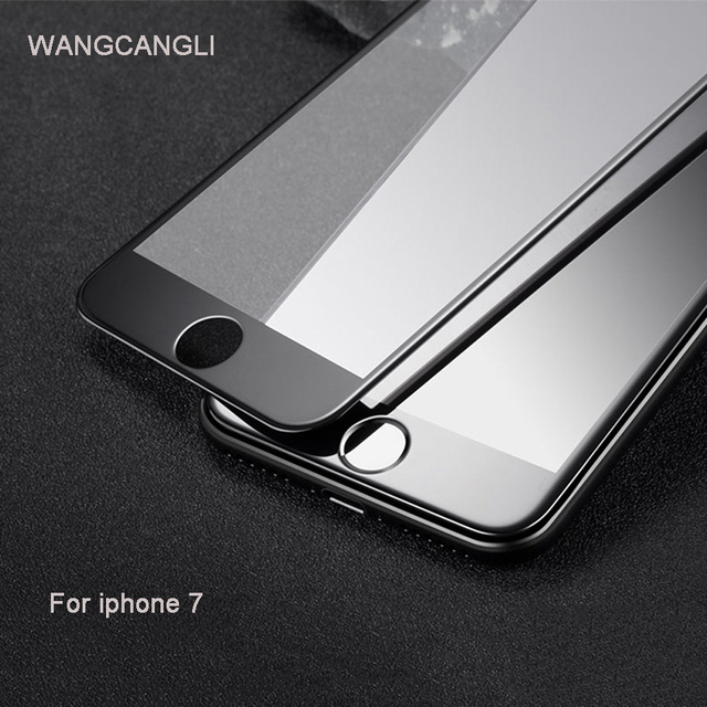 5D For iPhone 6S 7 8 Screen Protector afety Glass Protective Tempered Glass On The For iPhone 7 6 S 8 Plus Film 10D