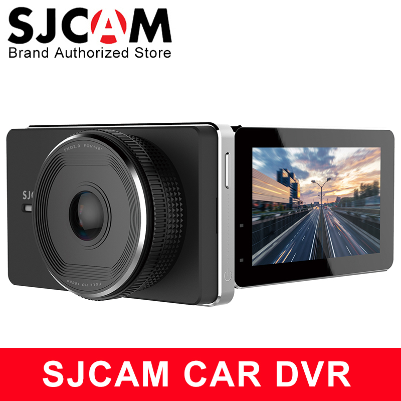 SJCAM sjdash Car Dashboard Video Camera WiFi Car DVR Night Vision HD 1080P 3.0 140 degree 1080P 30fps Camera