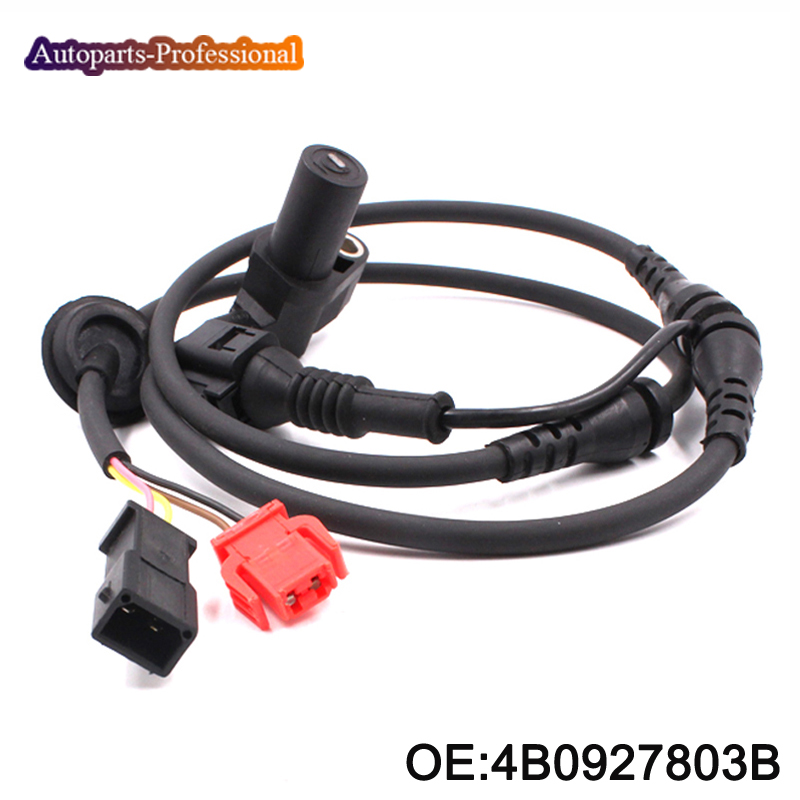 Front Left or Right ABS Wheel Speed Sensor 4B0927803B Audi A4 S4 B5 96/'- 01/'