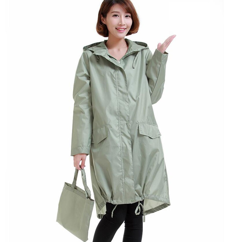 Popular Women Raincoat-Buy Cheap Women Raincoat lots from China ...