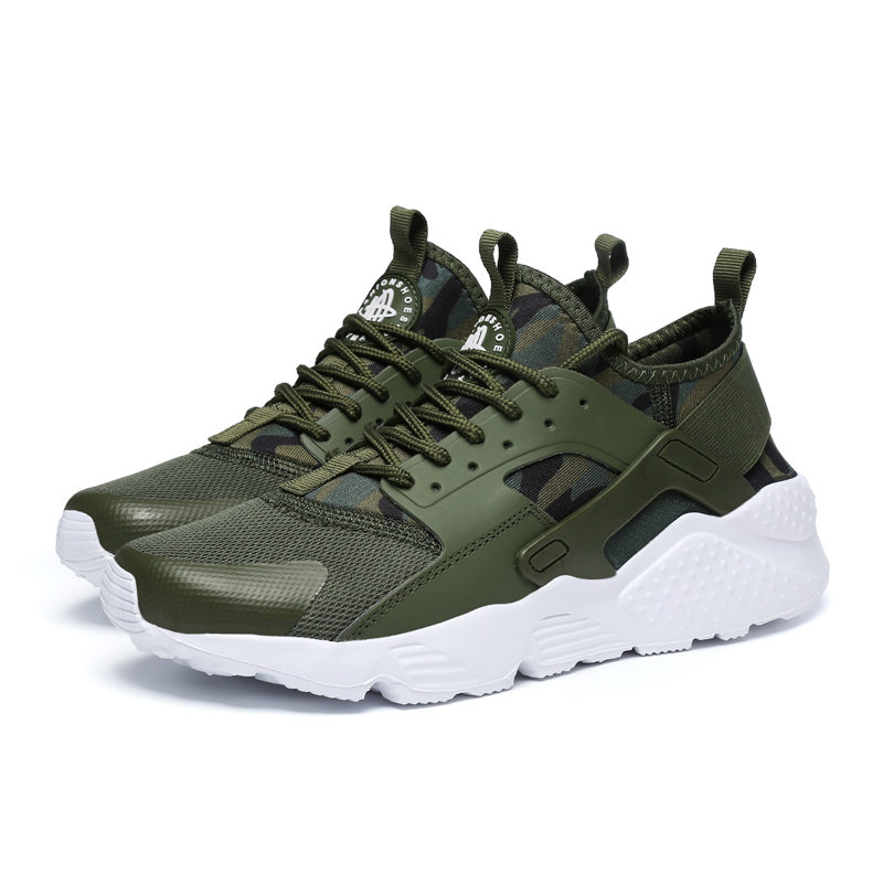 HTB1HVd.FGmWBuNjy1Xaq6xCbXXaO - Fashion Shoes Men Sneakers Men Casual Shoes Trainers Air huaraching Sneakers zapatos hombre Walking Platform Shoes chaussures