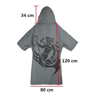 Image 5 - แฟชั่น Poseidon การพิมพ์เปลี่ยน Robe ผ้าเช็ดตัวกลางแจ้งผู้ใหญ่เสื้อคลุมชายหาดผ้าเช็ดตัว Poncho เสื้อคลุมอาบน้ำผ้าขนหนูผู้หญิงผู้ชายเสื้อคลุมอาบน้ำ
