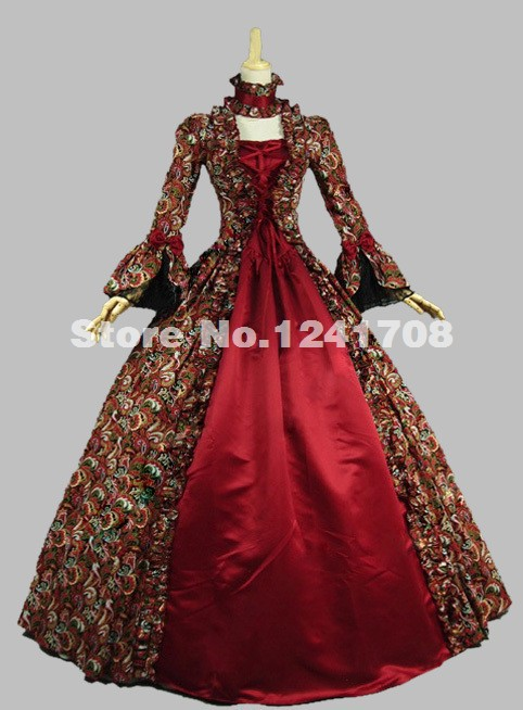 Online Get Cheap Victorian Masquerade Ball Gowns -Aliexpress.com ...