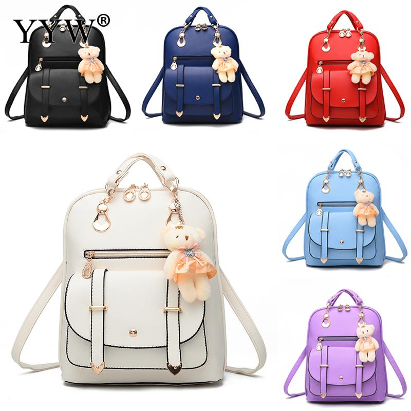 brand high quality cow split leather women backpack vintage backpack for teenage girls casual bags