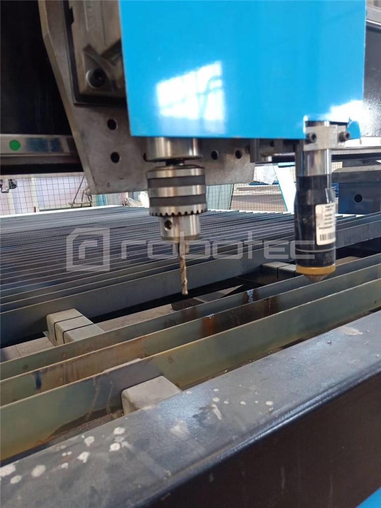 CNC Plasma metal cutter with drilling bits/sheet pipe cnc plasma cutting machines 1325/1530 plasma flame cutting machine|Plasma Welders| |  - title=