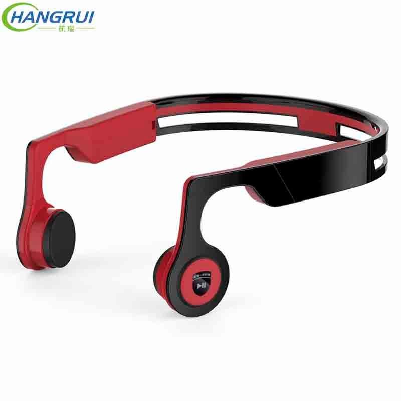 Hangrui ES268 Bone Conduction MIX8 อัพเกรดบลูทูธหูฟังหูฟังไร้สายชุดหูฟังกีฬาสำหรับ IOS Android โทรศัพท์ MP3 ผู้เล่น-ใน หูฟังบลูทูธและชุดหูฟัง จาก อุปกรณ์อิเล็กทรอนิกส์ บน AliExpress - 11.11_สิบเอ็ด สิบเอ็ดวันคนโสด 1