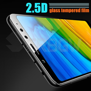 Image 4 - Full Cover Tempered Glass For Xiaomi Redmi Note 5 Global version 9H Screen Protector For Redmi Note5 Pro Protective Glass Film