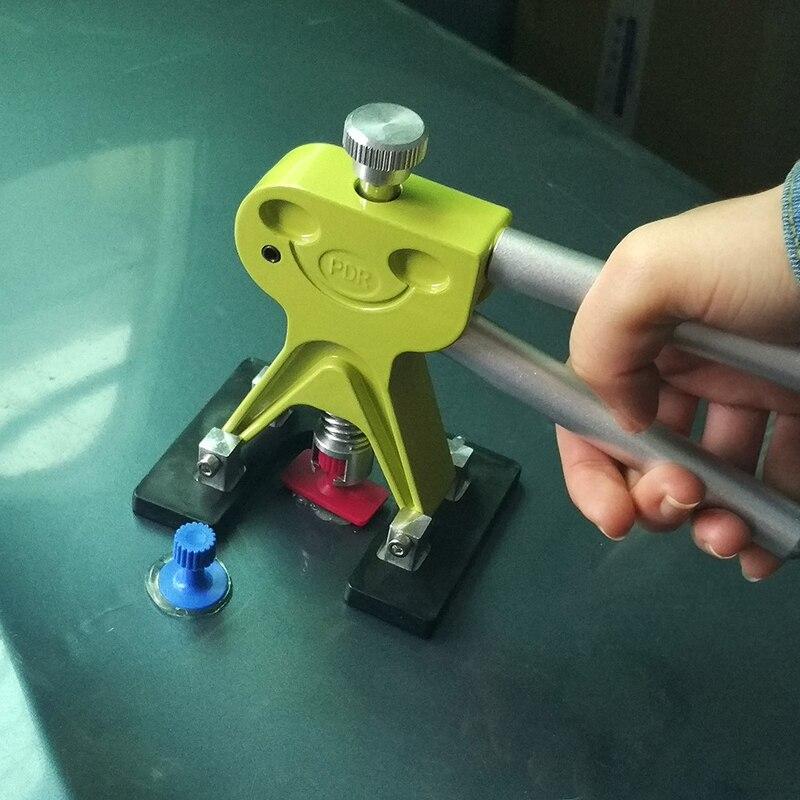 PDR Gereedschap Kit DIY Verwijderen Deuk Verveloos Dent Repair Tool Auto Deuk Remover Reverse Hamer Rechttrekken Trekken Deuken Instrumenten - 3