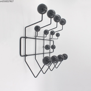 Image 3 - clothes rack key hanger on the wall home organizer over the door home decoration