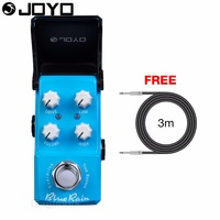 Joyo Ironman Blue Rain Overdrive Electric Guitar Effect Pedal True Bypass JF 311 JF311