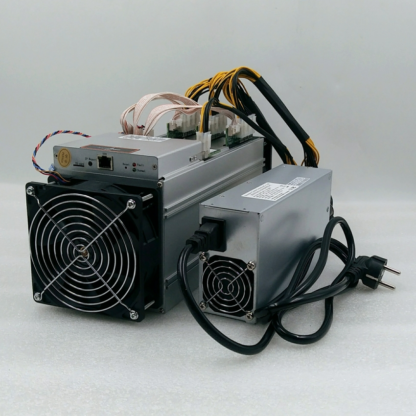 Used BITMAIN Antminer S9 14 5T asic sha256 16nm Bitcoin miner BTC BCH mining Better than