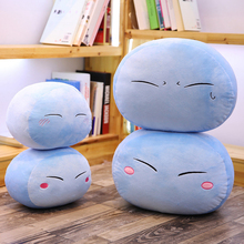 25/35cm Cartoon bubble particle slime pillow doll plush toy dumpling doll gift for child cos around