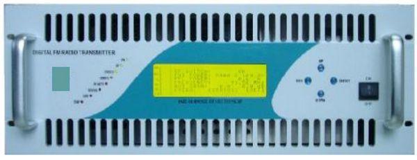 2KW Fm-передатчик радиовещание оборудование Компактный Размер