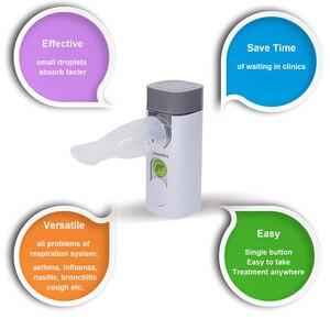 Image 2 - Портативный ультразвуковой ингалятор для астмы, PA15